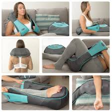 Shiatsu massager – beautifully kneads those knotty muscles, whilst you watch TV!